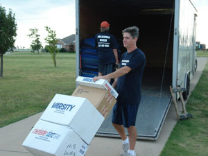 Ft. Worth Texas Moving Company - professional movers in the Dallas-Fort Worth Metroplex specializing in residential Fort Worth moves, Ft. Worth commercial moving, Fort Worth-Dallas Metroplex apartment moving